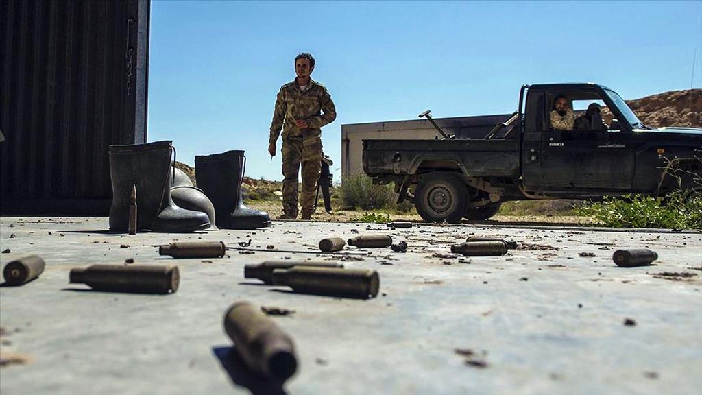 Trablus, Libya