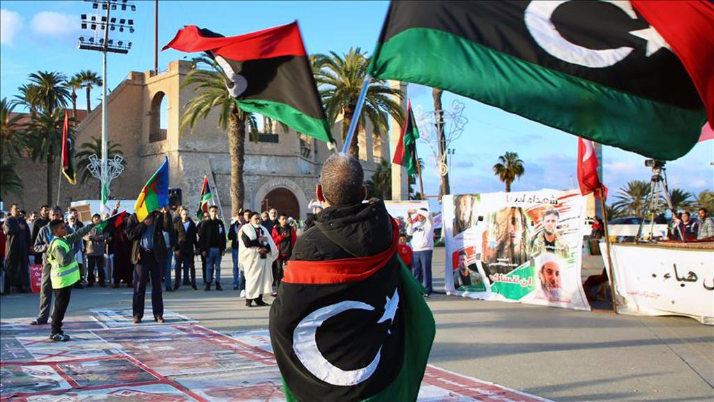 Berlin'de Libya'yı Konuşmak…
