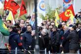 Belçika'da PKK Terör Yandaşları