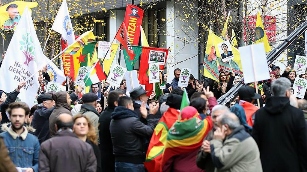 Belçika'nın 'İmtiyazlı' Terör Örgütü: PYD/PKK