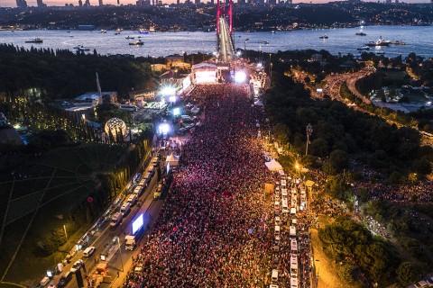 İstanbul'da 15 Temmuz Demokrasi ve Milli Birlik Günü Buluşması