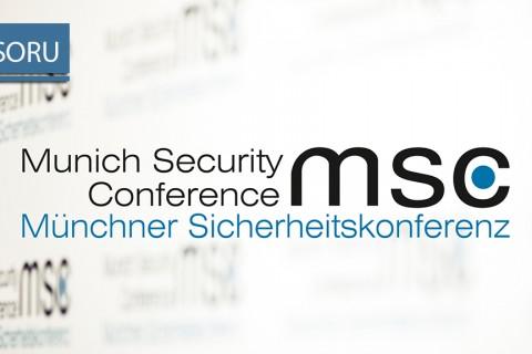 5 Soru: 2020 Münih Güvenlik Konferansı
