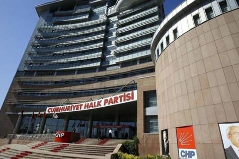 Cumhuriyet Halk Partisi (CHP) Genel Merkezi, Ankara