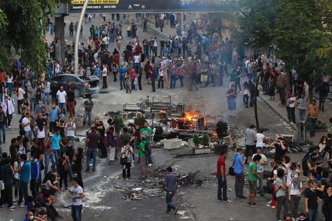 Gezi Olaylari