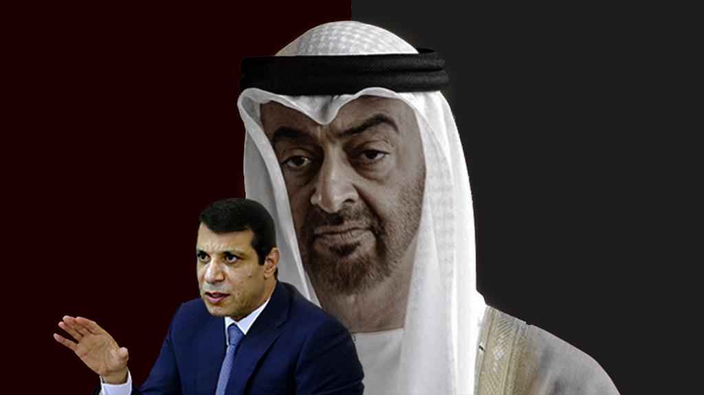 Muhammed Dahlan ve Muhammed bin Zayid el-Nehyan