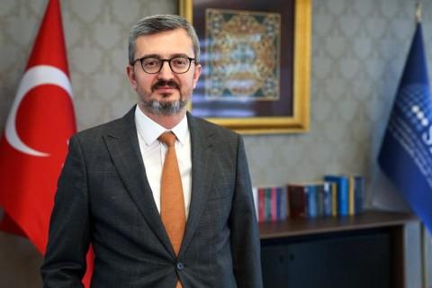 Siyaset Ekonomi ve Toplum Araştırmaları Vakfı (SETA) Genel Koordinatörü Prof. Dr. Burhanettin Duran