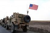 Suriye'de bulunan bir ABD askeri devriyesi