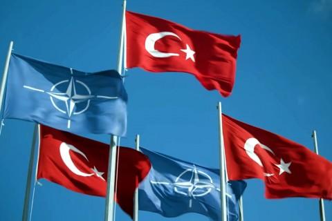 Türk Bayrağı | NATO Bayrağı