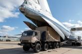 22 Mart 2020 | Rusya, 4 bin 825 kişinin yeni tip koronavirüs (Kovid -19) nedeniyle hayatını kaybettiği İtalya'ya uzmanlardan oluşan bir ekip ve tıbbi ekipman desteği verdi. Rusya Savunma Bakanlığından yapılan açıklamada, uzman ekibinin Kovid-19 ile mücadele konusunda destek amacıyla İtalya'ya gönderildiğini duyurdu. 9 IL-76 uçağıyla, 8 sağlık ekibinin yanı sıra yaklaşık 100 virolog, epidemiyolojist ve çeşitli tıbbi ekipmanlar İtalya'ya gönderildi. (AA)