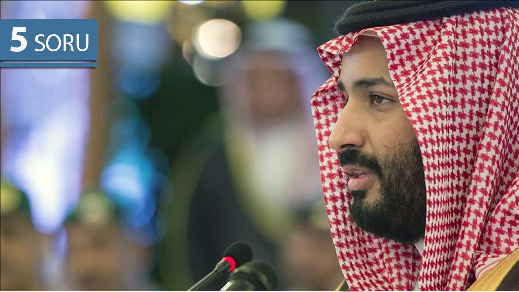 5 Soru: Suudi Arabistan'da Tutuklamalar ve İktidar Mücadelesi