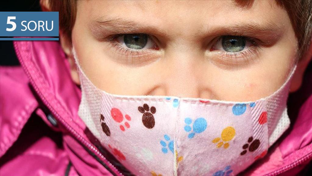 Koronavirüs Salgınında Çocuklar