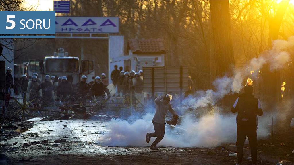 5. Soru: Mülteci Krizi ve Türkiye