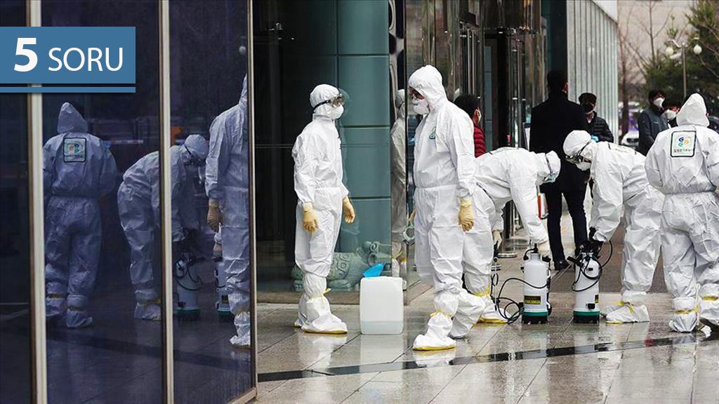 Tayvan'ın Koronavirüs ile Mücadelesi