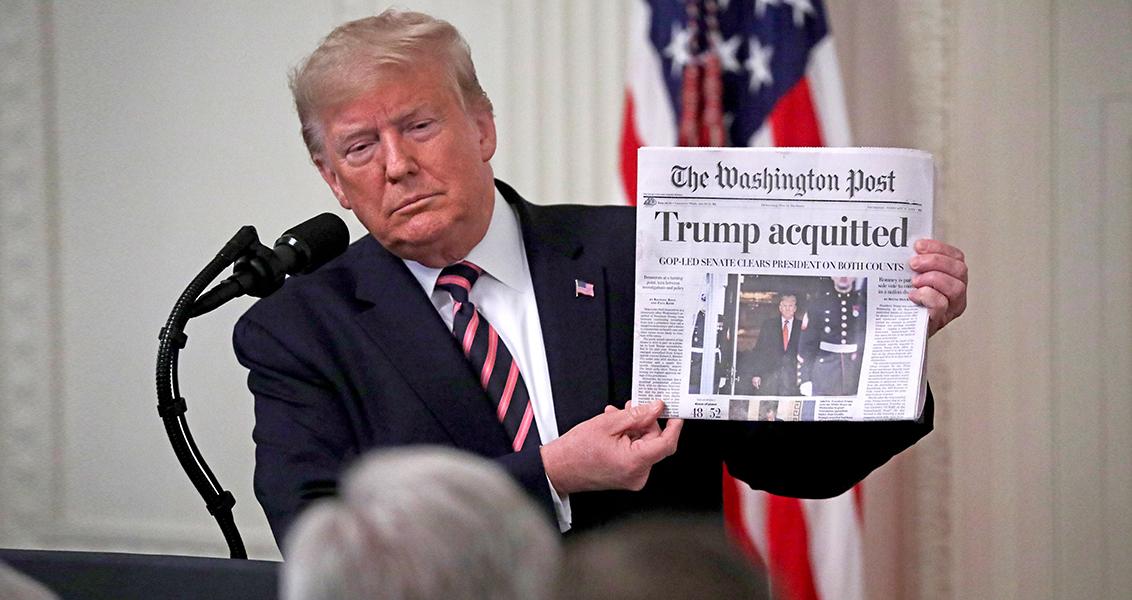 Analiz: Trump'ın Azil Süreci Sonrası Amerikan Siyaseti