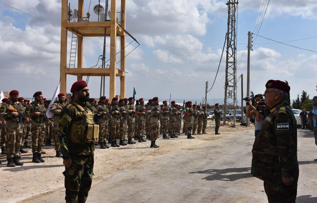 Suriye Milli Ordusu (SMO)