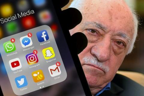 FETÖ   Sosyal Medya