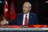 """27 Şubat 2020   CHP Genel Başkanı Kemal Kılıçdaroğlu 36 askerimizin şehit edilmesinden sadece dakikalar önce KRT TV canlı yayınında """"Gözlem noktalarının 7'si şu anda Esad'ın aldığı bölgede, onların korumasında. Esad'ın askerleri bizim askerlerimizi koruyor orada."""" dedi."""
