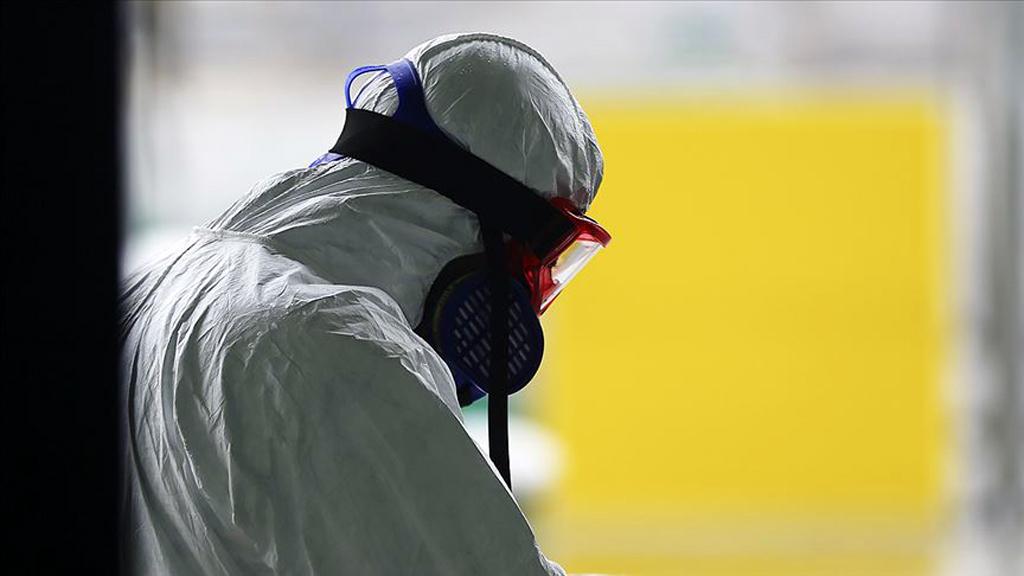 Koronavirüs dezenfekte çalışmaları