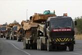 İdlib sınırına askeri sevkiyat devam ediyor