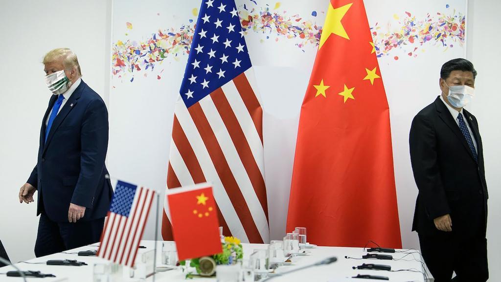ABD & Çin | Koronavirüs