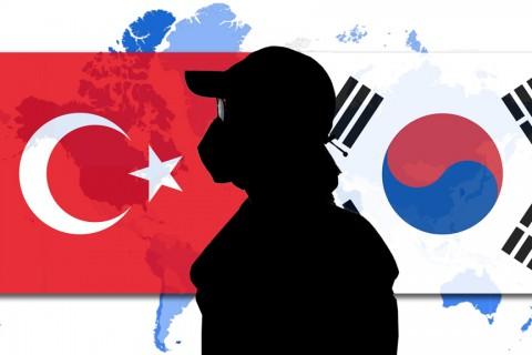 Güney Kore | Türkiye | Koronavirüs COVID-19