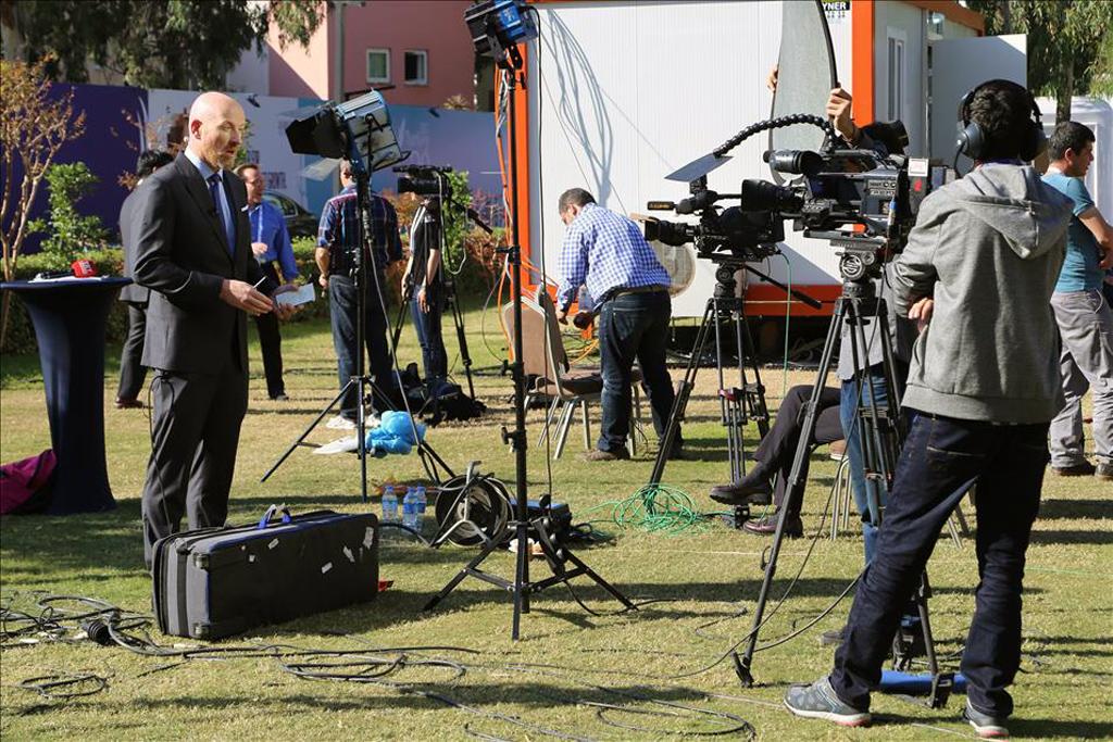 Yabancı Medya İçin Mütekabiliyet Şart!
