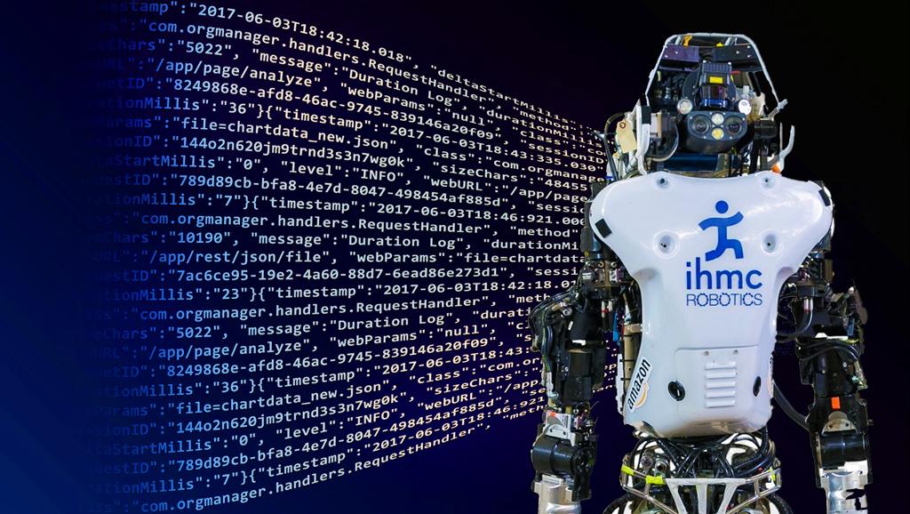 Web kodlama ve humanoid robot