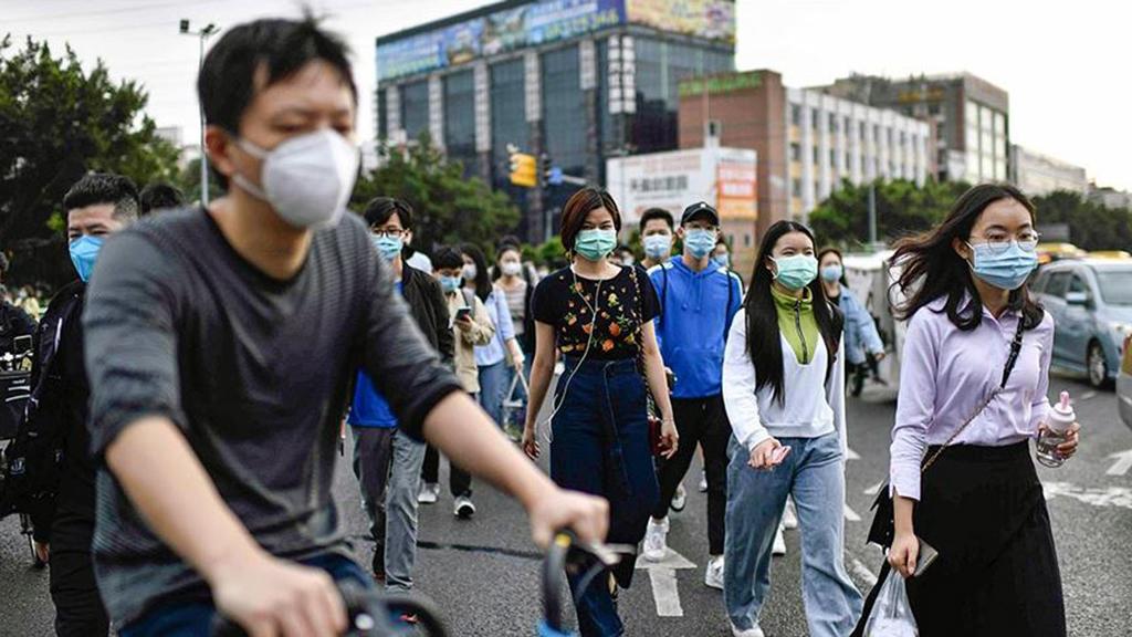 Koronavirüs Sonrası Çin