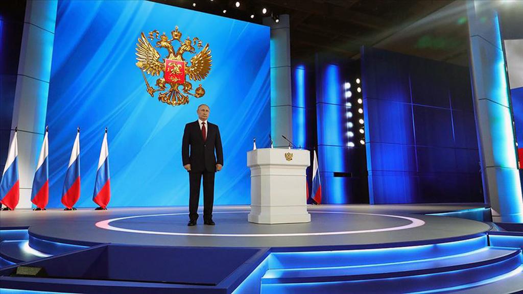 Perspektif: Rusya'da Anayasa Değişikliği ve Putin'in Siyasi Geleceği