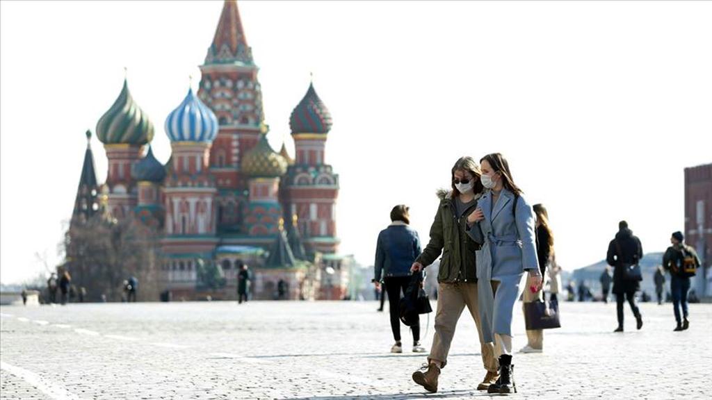 Rusya'nın Koronavirüs Salgınıyla Mücadelesi?