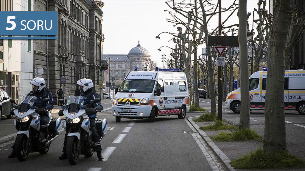 Fransa'nın Koronavirüs Krizinden Çıkış Stratejisi