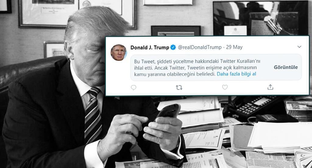 Trump-Twitter Kavgası ve Hutchins Komisyonu