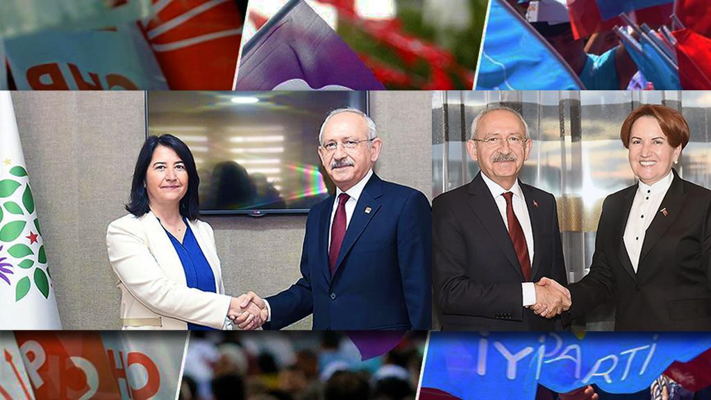 HDP-CHP-İYİ Parti