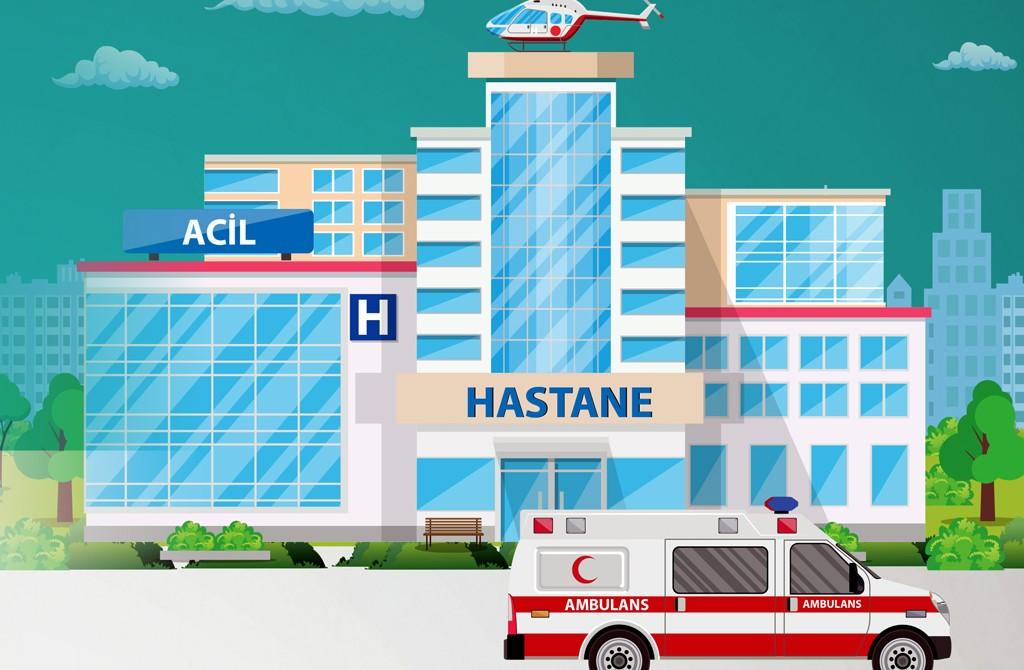 Türkiye'nin Şehir Hastaneleri ve Kapasiteleri