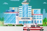 İnfografik: Türkiye'nin Şehir Hastaneleri ve Kapasiteleri