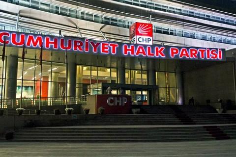 Cumhuriyet Halk Partisi (CHP) Genel Merkez Binası