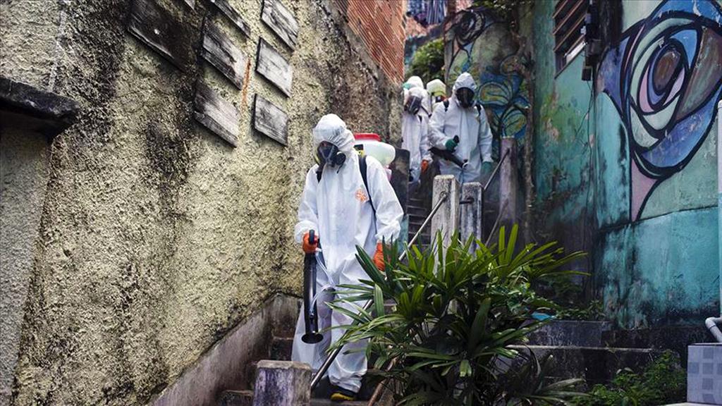 Latin Amerika'nın Koronavirüs ile Mücadelesi