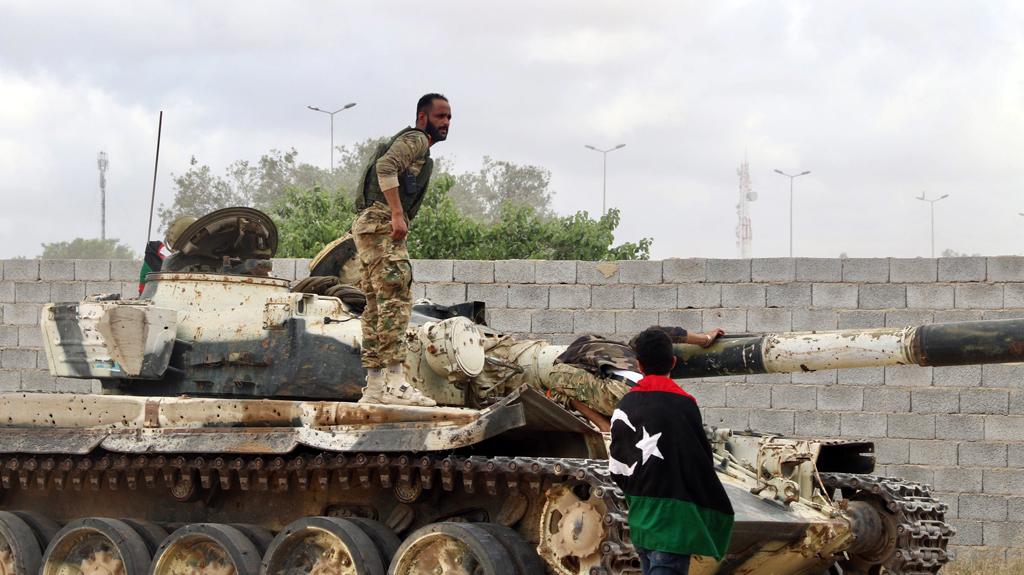 Libya Krizi Nereye?