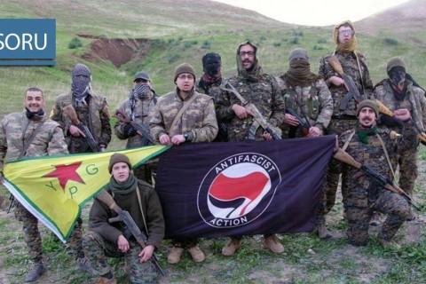 5 Soru: Antifa-YPG İlişkisi