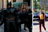 2 Haziran 2020   Batman ve Joker karakterleri, George Floyd'un ölümü protestolarında ABD'nin birçok şehrinde görüldüler.