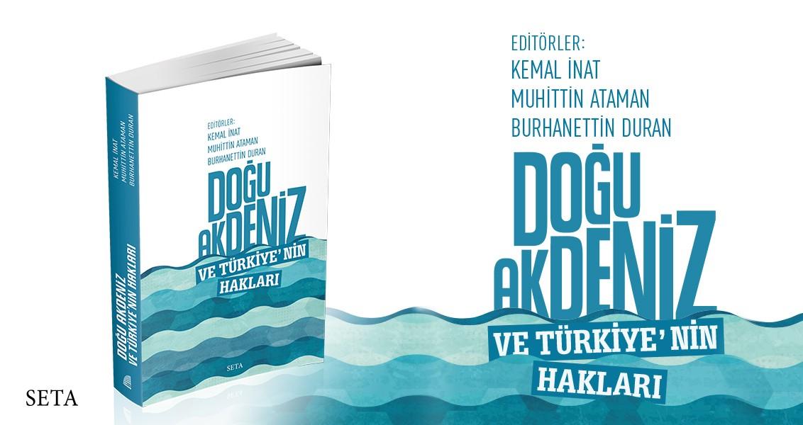Kitap: Doğu Akdeniz ve Türkiye'nin Hakları