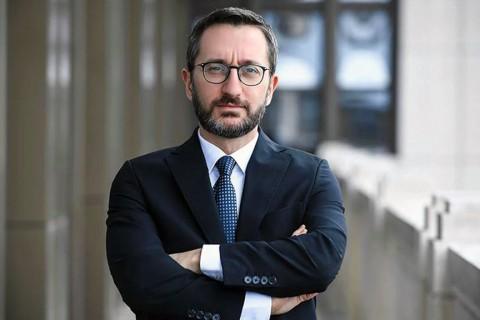 Cumhurbaşkanlığı İletişim Başkanı Prof. Dr. Fahrettin Altun