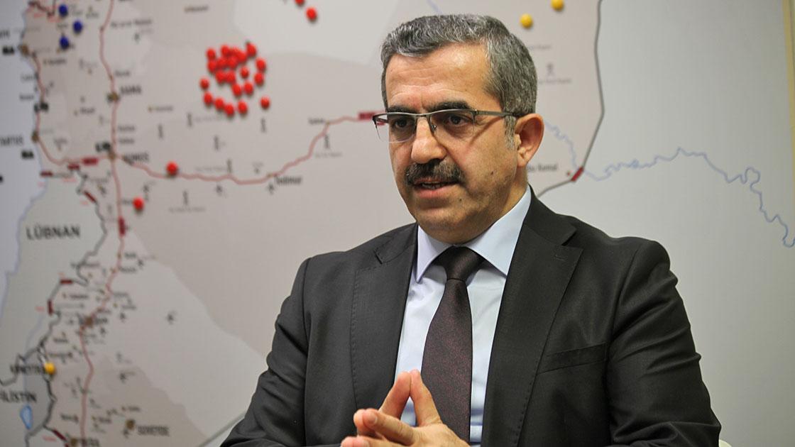 Ankara Sosyal Bilimler Üniversitesi Öğretim Üyesi ve SETA Dış Politika Araştırmaları Direktörü Prof. Dr. Muhittin Ataman