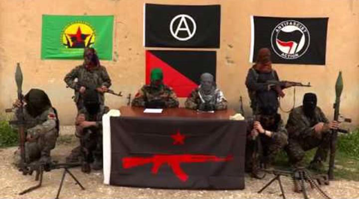 Antifa Terör Örgütü