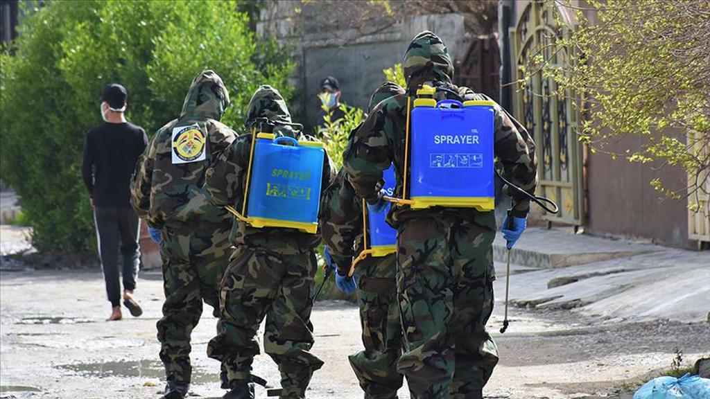 Koronavirüs Salgınının Irak'ın Siyaset ve Güvenliği Üzerindeki Etkisi
