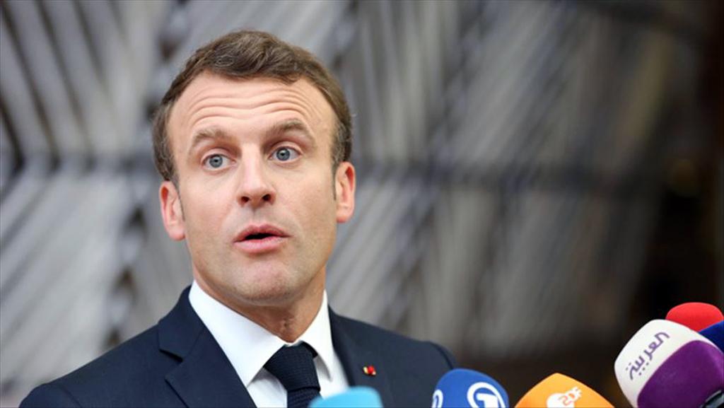 Macron NATO'yu Hatırlamış