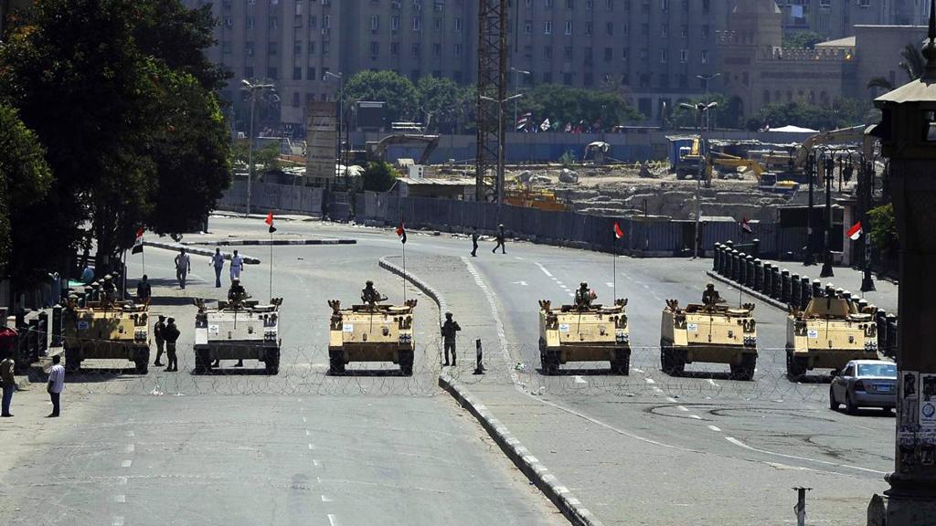 Mısır Libya'ya Müdahale Eder mi?