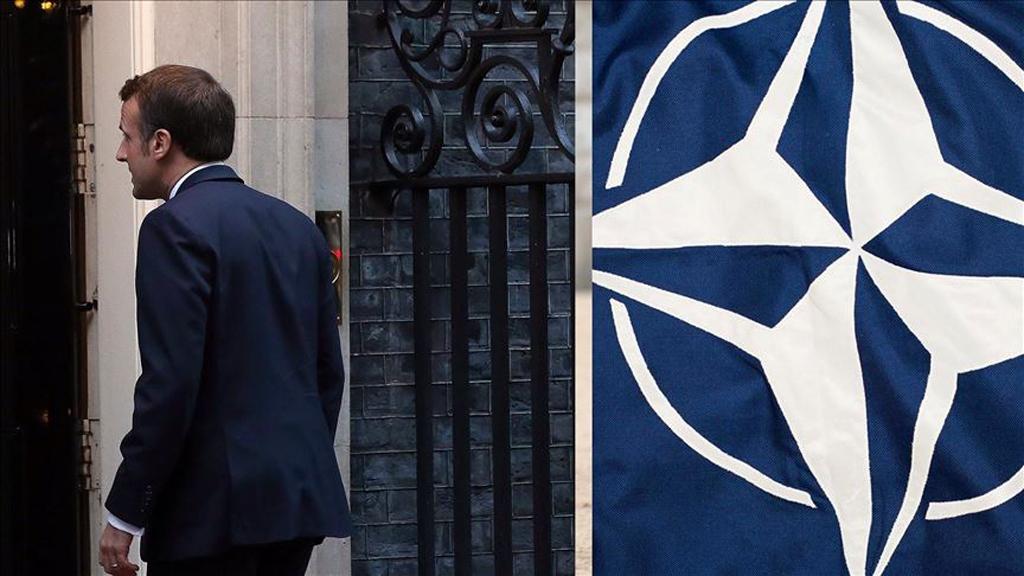 Macron'un NATO ve AB'ye Zararı