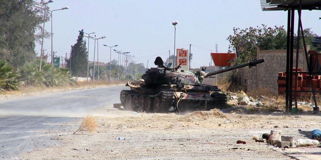 Libya | Fotoğraf: Hazem Turkia (AA)