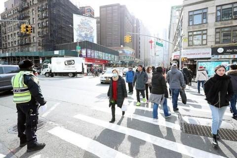 New York, 14 Mart 2020 | ABD'de yeni tip koronavirüs (Kovid-19) vakaları yayılmaya devam ederken, New York'ta bir kişinin öldüğü bildirildi.